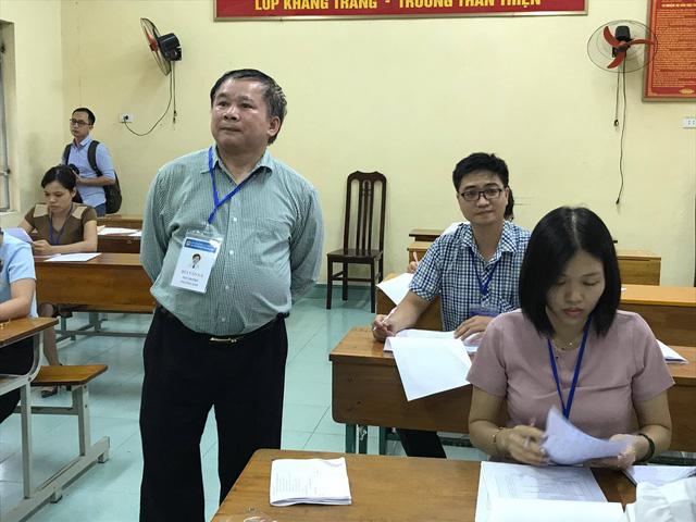 Điểm thi THPT quốc gia 2017: Đã có bài thi Ngữ văn bị điểm liệt