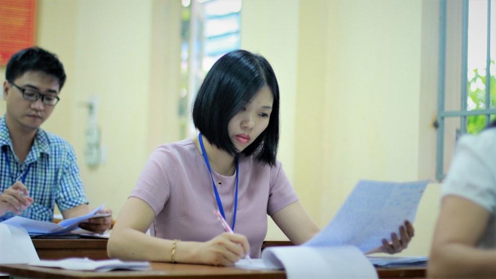 Sớm nhất 6/7 tỉnh đầu tiền mới công bố điểm thi THPT quốc gia 2017