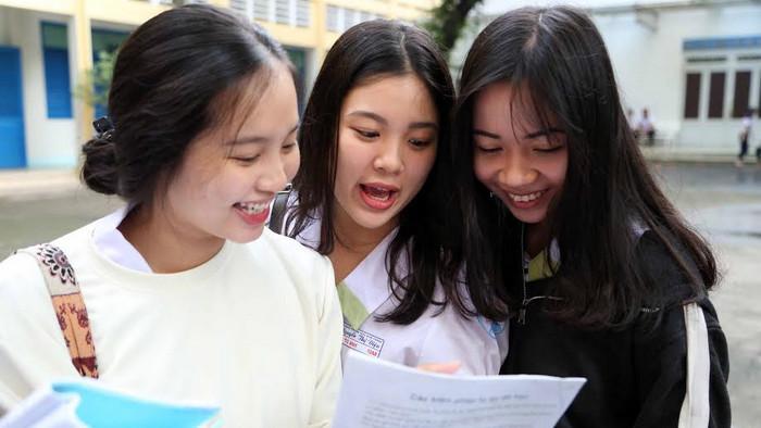 Hơn 100 thí sinh Nam Định đạt điểm 10 thi THPTQG 2017