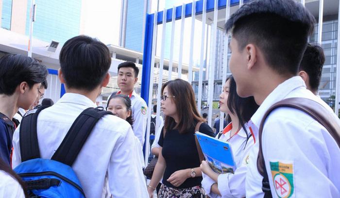 99 trường Đại học công bố mức điểm xét tuyển 2017