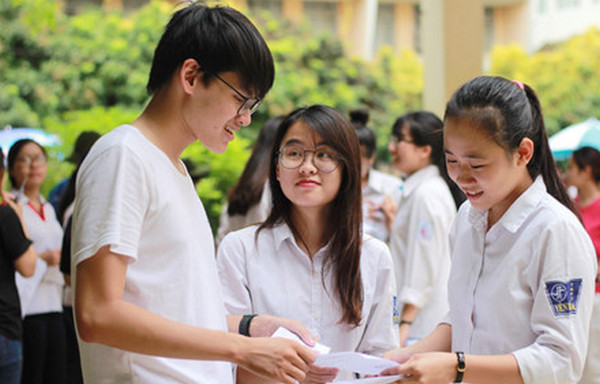 Đã có 191 trường công bố điểm chuẩn trúng tuyển 2017