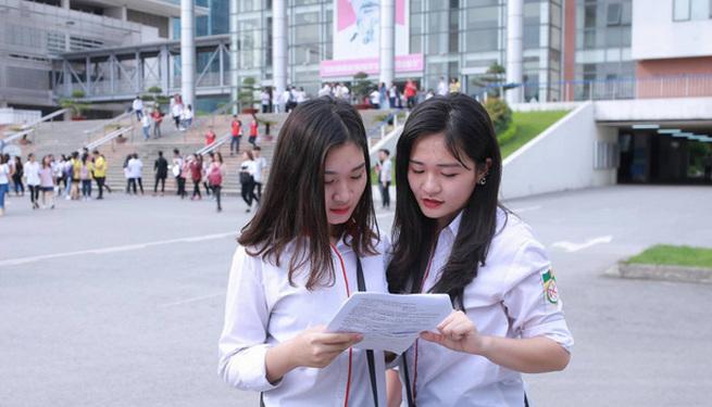 Đã có 96 trường Đại học công bố điểm chuẩn 2017