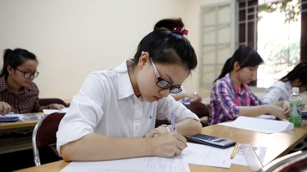 Đề kiểm tra giữa học kì 1 môn Hóa lớp 8 - THCS Lê Duẩn 2107