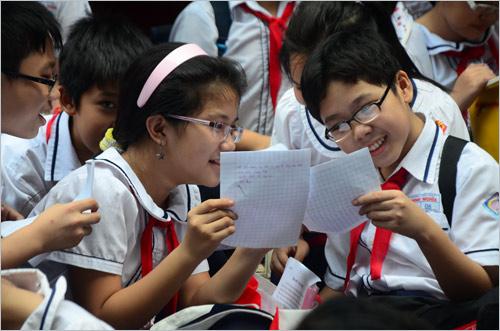 Đề thi giữa học kì 1 lớp 5 môn Tiếng Việt - TH Ngọc Sơn năm 2017