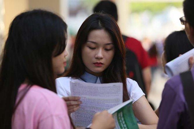 Ngành tuyển sinh đại học 2018 mới nhất - Bộ GD mới công bố