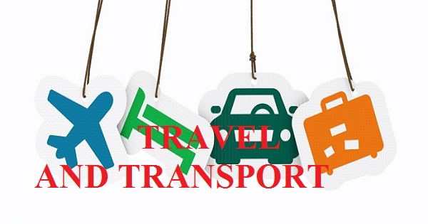 Unit 1. Travel and Transport