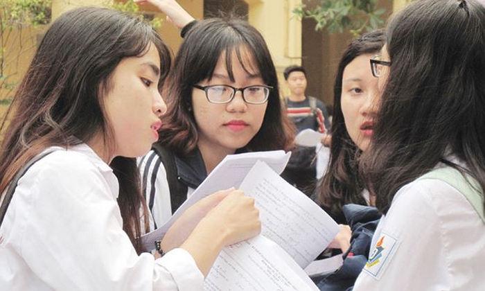 Cách tính điểm tốt nghiệp THPT Quốc gia năm 2018