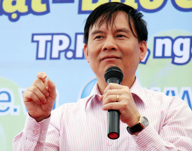 PGS.TS Trần Văn Nghĩa - phó cục trưởng Cục Đảm bảo chất lượng, Bộ GD-ĐT - Ảnh: NGUYỄN KHÁNH