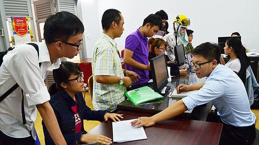 Thí sinh vẫn chưa vội nộp hồ sơ thi THPT Quốc gia 2018