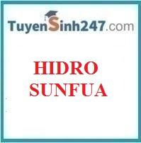 Hidro sunfua