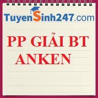 PP giải bài tập về anken