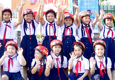 Đề kiểm tra cuối học kì 1 môn Tiếng Việt lớp 3 năm 2016 - 2017