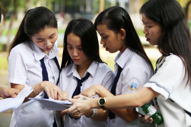 10 đề thi trắc nghiệm môn Sinh THPT Quốc gia 2017, có đáp án và lời giải chi tiết