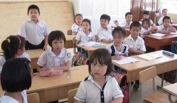 Đề thi học kì 2 lớp 3 môn Tiếng Anh năm 2014 - TH Long Mai 1
