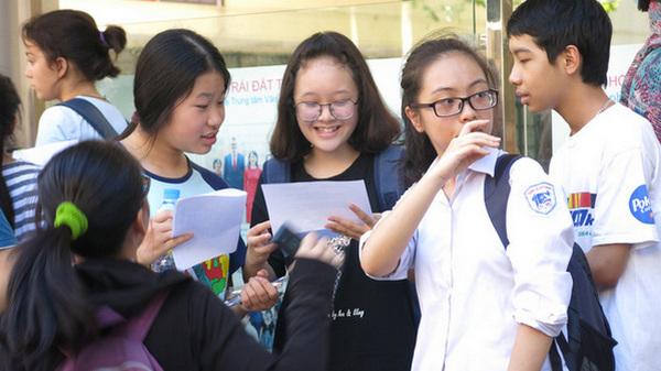 Những lưu ý giúp học sinh làm tốt bài thi THPTQG 2017 các môn