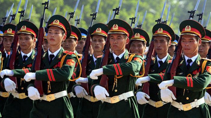 Sắp công bố điểm chuẩn các trường quân đội 2017