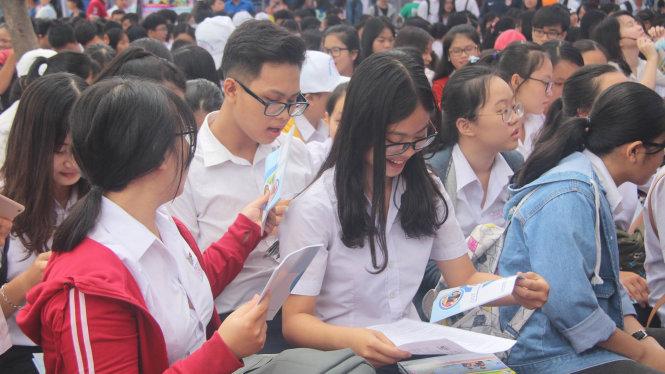 Trường ĐH Phía Nam bắt đầu công bố điểm chuẩn