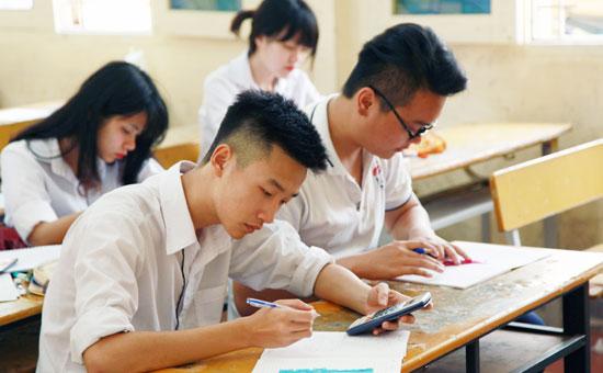 118 trường Đại học công bố điểm trúng tuyển