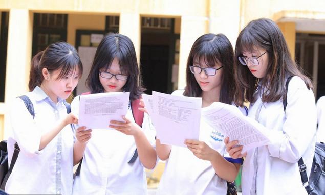 106 trường đại học công bố điểm trúng tuyển