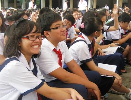 Đề thi giữa học kì 1 lớp 3 môn Tiếng Việt - Tiểu học Minh Bảo 2017