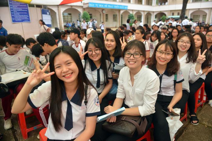 Công bố đề thi tham khảo THPT quốc gia 2018 trong tuần tới - Ảnh 1.