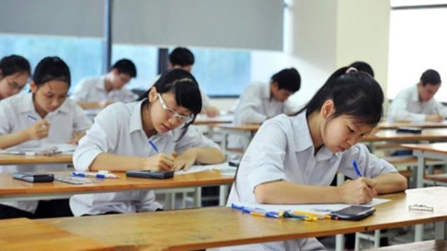 Mục đích công bố đề thi tham khảo, là định hướng nội dung ôn tập, không bỏ và học phần nào trong kiến thức lớp 11. (Ảnh minh họa)
