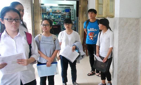 Phổ điểm dự kiến thi THPT Quốc gia năm 2018
