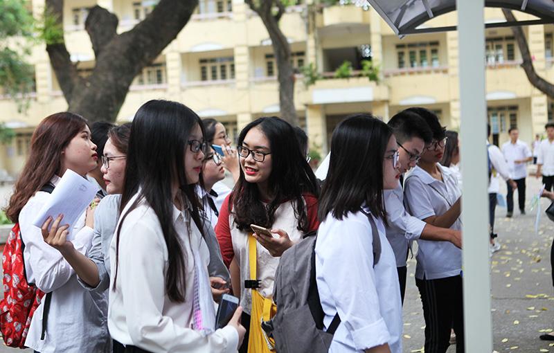 20 thí sinh đạt điểm 10 môn ngoại ngữ