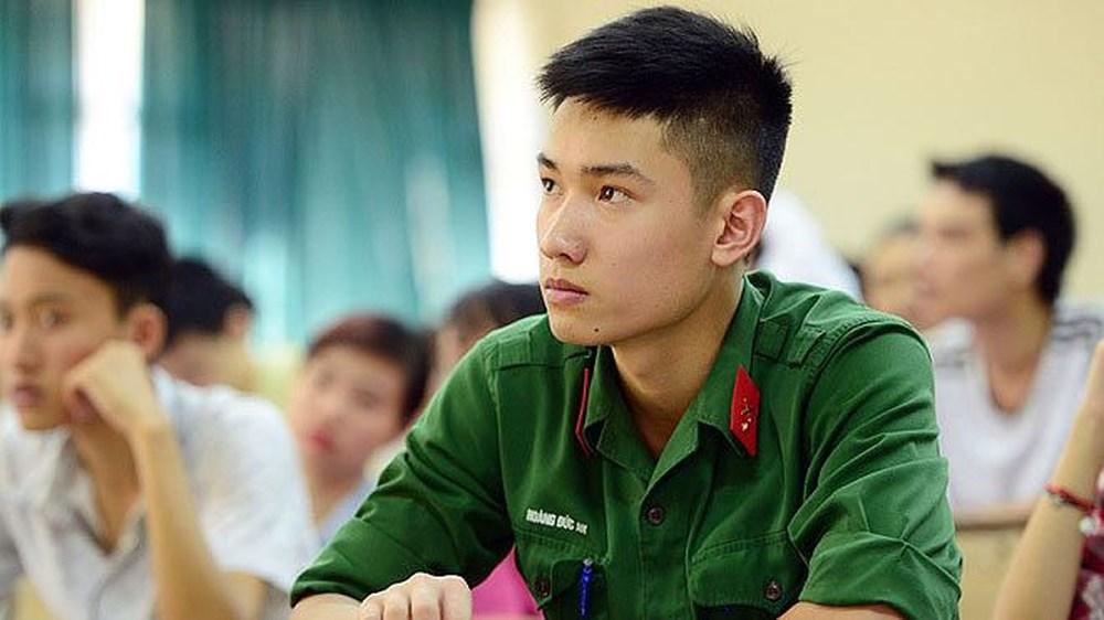 Điểm xét tuyển các trường khối Quân đội 2018