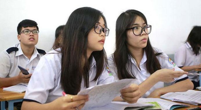 Học sinh đi học trước 15/6 vẫn tổ chức thi THPTQG 2020