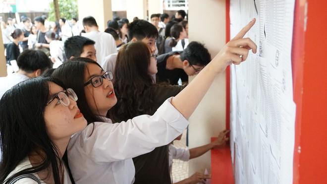 Khi nào các trường công bố điểm chuẩn Đại học năm 2020